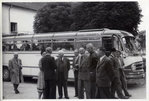 Vereinsausflug 06.07.1958 (Chiemgau)